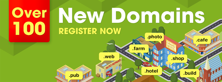 New Top Level Domain Names
