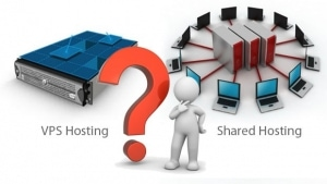 Shared Hosting vs a VPS