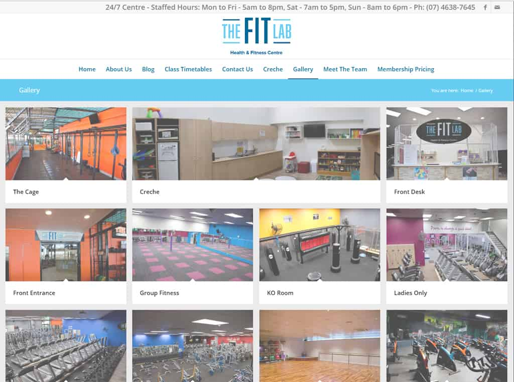 Fit Lab Photo Gallery