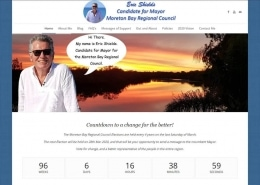 Eric Shields for Mayor Moreton Bay Regional Council